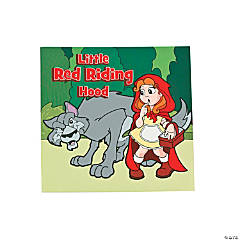 """Little Red Riding Hood"" Early Reader Books"