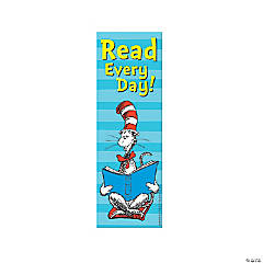Dr. Seuss Cat In the Hat™ Read Every Day! Bookmarks