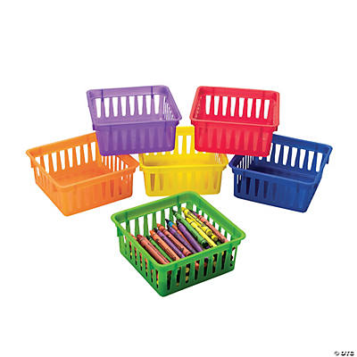 Classroom Small Square Storage Baskets