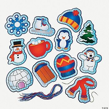 12 winter lacing cards oriental trading discontinued