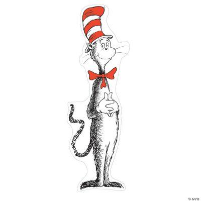 Dr. Seuss™ Giant Cat in the Hat™ Bulletin Board Set