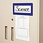 Magnetic Dry Erase Center Signs