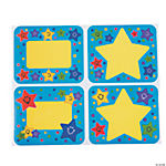 Super Star Name Tags/Labels