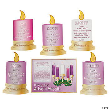 Advent Chart Set