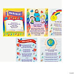 Bible Song Learning Posters