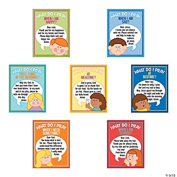 Children's Prayer Charts