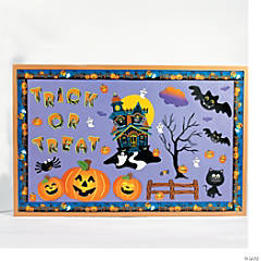 Halloween Bulletin Board Set