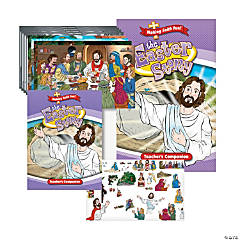 The Easter Story Teacher Companion