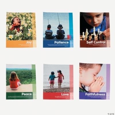 Fruit of the Spirit Faith Posters