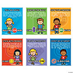 Anti-Bullying Character Posters