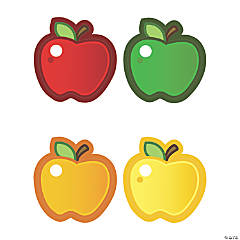 Small Apple Cutouts