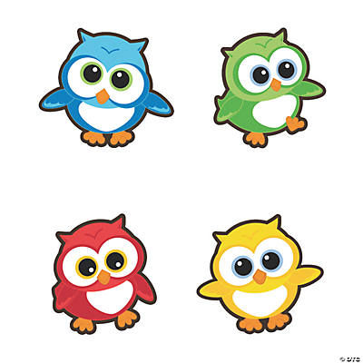 Bulletin Board Owl Cutouts