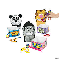 Feed The Animals Motor Skills Game