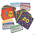 26 Pc. Number Activity Mats