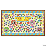"""100th Day Of School"" Countdown Bulletin Board Set"
