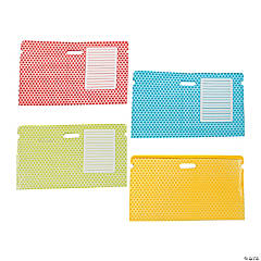 Bulletin Board Storage Sleeves