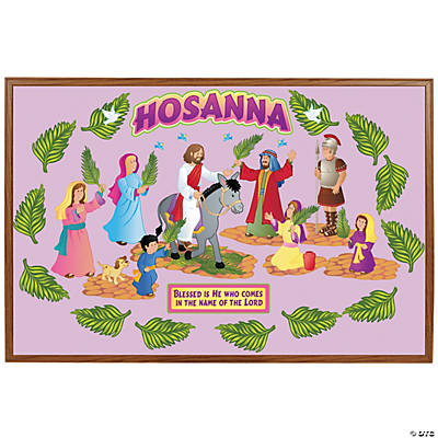 Hosanna Bulletin Board Set