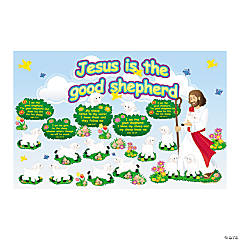 Shepherd Bulletin Board Cutouts