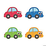 Car Bulletin Board Cutouts