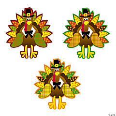 Turkey Cutouts