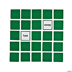 200 Pc. Sight Words Memory Game