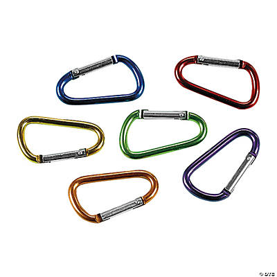 Key Chain Carabiner Clips