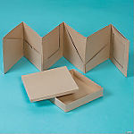 Boxed Accordion Pocket Album - 8