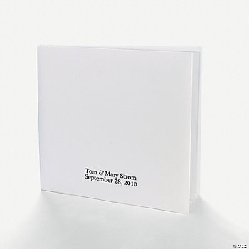 Personalized White Album