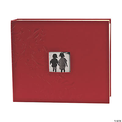 Making Memories®  3-Ring Red Paperie Album