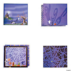 Carol Wilson 26 Pc. Halloween Scrapbooking Kit