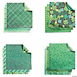 96 Pc. St. Patrick's Day Paper Kit