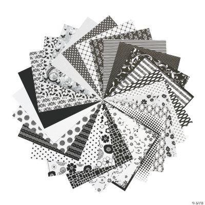 Black & White Paper Pack II