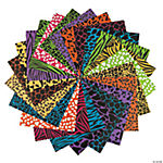 Colorful Animal Print Paper Pack