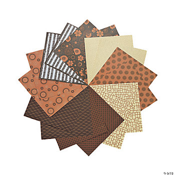 Brown Mono Paper Pack
