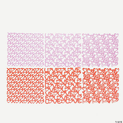 Valentine's Lace Paper