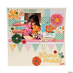 Handmade with Love Scrapbook Collection