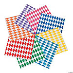 Awesome Argyle Paper - Brights