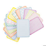 Pastel Journal Cards