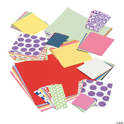 3 Lbs. Solid & Pattern Mix Scrap Pack