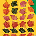 Paper Fall Leaves