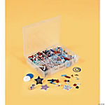 340 Pc. Fourth Of July Embellishment Kit