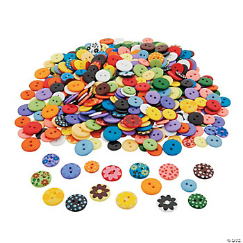 Buy All And Save Monochromatic Buttons
