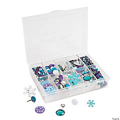 Winter Embellishment Box