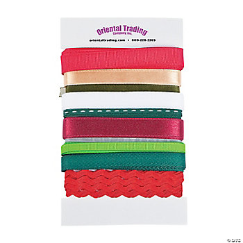 Christmas Ribbon Assortment