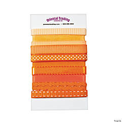 Orange Ribbon Assortment