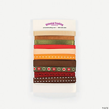 Fall Ribbon Set