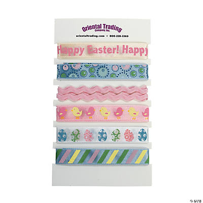 Easter Escapade Ribbons