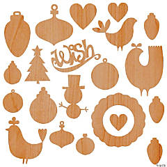 Scandia Jul Holiday Die-Cuts