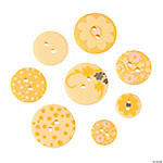 Monochromatic Yellow Buttons