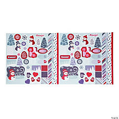 Winter Wonderland Die Cuts